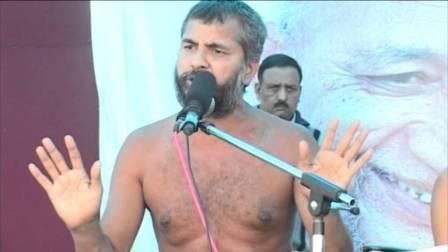 Acharya Shree 108 Pramukh Sagarji Maharaj
